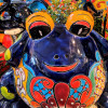 Oakland INSIDE & OUT - Talavera frog