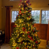 Residential Holiday tree