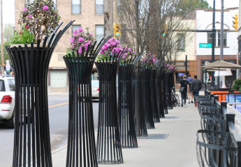 Downtown Streetscapes - Spring